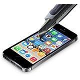 ArktisPRO Premium Echtglas Displayschutzfolie für Apple iPhone 5S