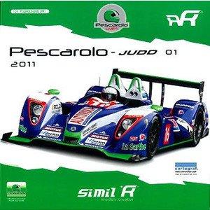 similR Pescalo - JUDD 01 2011 (Plastic Kit)