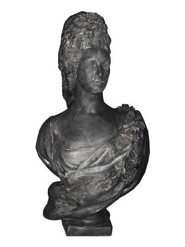 Amedeo Design Resinstone 2200-2B Marie Antoinette, 10 By 15 By 33-Inch, Black