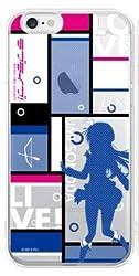 iPhone6カバー 『ラブライブ!』 園田海未 シルエットVer.