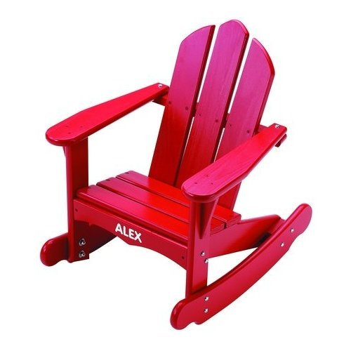 Child's Adirondack Rocking Chair by Little Colorado