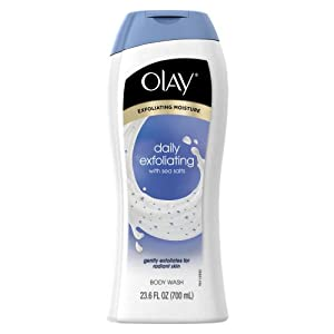 Olay Daily Exfoliating Body Wash 23.6 Oz