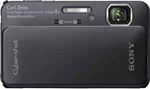 Sony DSC-TX10 - Cámara Digital Compacta, 16.2 MP (3 pulgadas, 4x Zoom óptico)