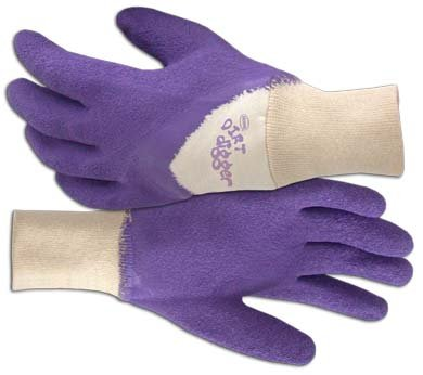 Vibrant Violet Dirt Digger Gloves with Cooling Neck Buddy Ladies Gardening Gift Set (x-small) - Buy Vibrant Violet Dirt Digger Gloves with Cooling Neck Buddy Ladies Gardening Gift Set (x-small) - Purchase Vibrant Violet Dirt Digger Gloves with Cooling Neck Buddy Ladies Gardening Gift Set (x-small) (In the Garden and More, Home & Garden,Categories,Patio Lawn & Garden,Outdoor Decor)