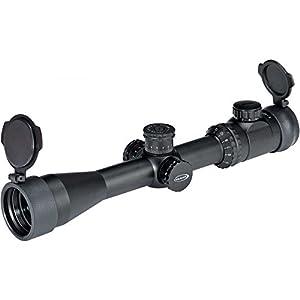 Weaver Kaspa 1.5-6X32 ILL Ballistic-X Tactical Scope, Black