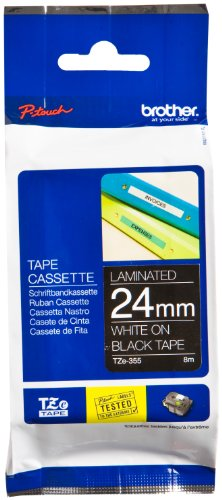brother-tape-white-on-black-24mm-tze-355