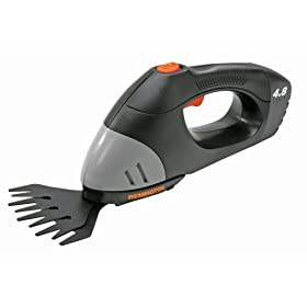 Remington 4-Inch 4.8 Volt Cordless Grass Shear #BGS48A
