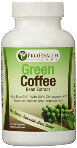 PURE GREEN COFFEE BEAN EXTRACT All Natural Diet Supplement Pills Recommended