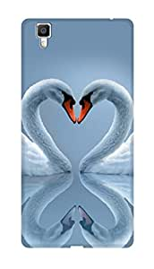 SWAG my CASE PRINTED BACK COVER FOR OPPO R7S Multicolor