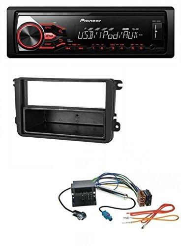 Pioneer-MP3-USB-Autoradio-fr-VW-Caddy-ab-2003-Golf-V-VI-ab-2003-Jetta-ab-2005
