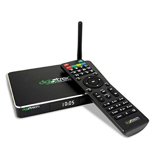 DigiXstream DX4 Quad Core/Octa Core XBMC Android KODI Box HD 1080P, 4K + 3D, Remote Control, Power Adaptor, HDMI Cable, 2GB-Ram/8GB-Memory, 1 Year Warranty (Jetstream Box compare prices)