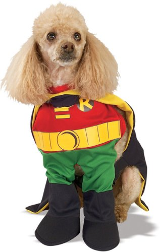 Pet Robin Dog Halloween Costume For X-Large Dogs