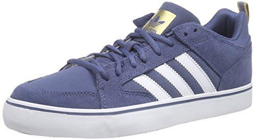 Adidas - Varial Ii Low, Scarpe Da Skateboard da uomo, blu (fadink/ftwwht/go), 46