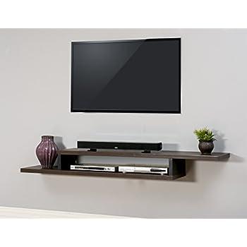 Martin Furniture Colonel Wall Mount TV Console, 72