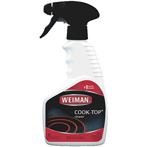 Weiman Home Kitchen 12oz Glass Ceramic Gas Stove Cook Top