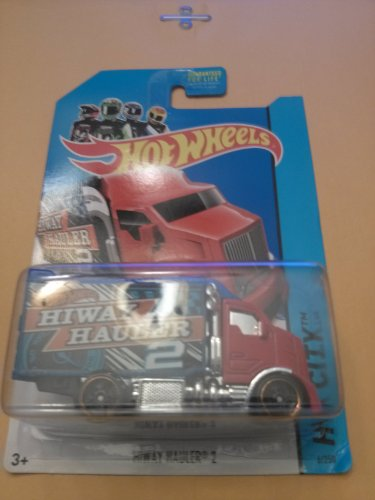 Hot Wheels HW City Hiway Hauler 2 6/250 2014