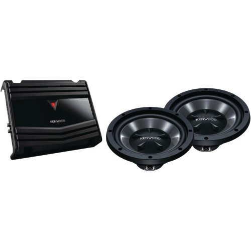 Kenwood P-W1210 350-Watts 12-Inch Bass Party Pack