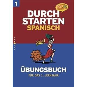 eBook Cover für  Durchstarten in Spanisch 1 Lernjahr 220 bungsbuch mit L xF6 sungen F xFC r erfolgreiche Tests und Schularbeiten