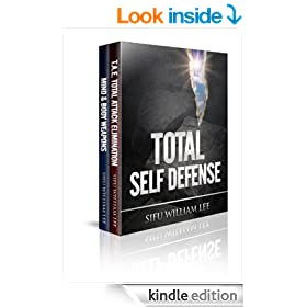 Total Self Defense Book Set