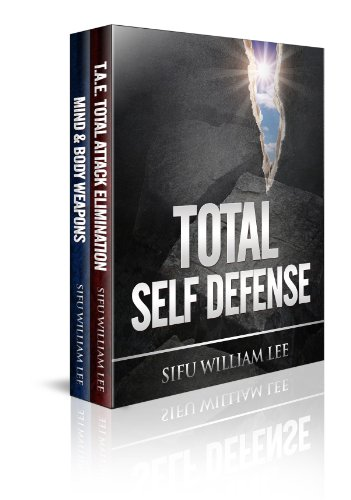 Total Self Defense Book Set