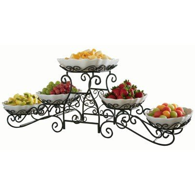 Amazon.com: Gourmet Buffet Server: Tiered Buffet Server