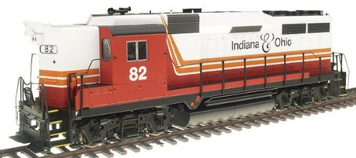 Proto 2000 Series Ho Gp30 High Hood Locomotive 920-40165 Inoh #82 White/orange/red/black Without Sound & DCC