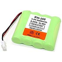 【大容量2000mAh 通話時間UP】NTT コードレスホン 子機用 充電池 【CTデンチパック-013/015/016/017】 電話機用 バッテリー