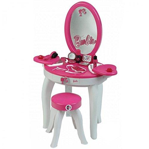 Theo Klein 5362 Barbie Schönheitsstudio Schminktisch Schminke Ablagefächer inkl. Hocker NEU günstig als Geschenk kaufen
