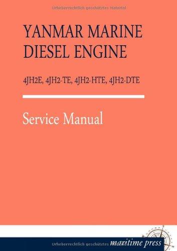 YANMAR-MARINE-DIESEL-ENGINE-4JH2E-4JH2-TE-4JH2-HTE-4JH2-DTE-Service-Manual
