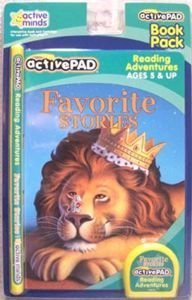 Favorite Stories Active Pad Interactive Book & Cartridg