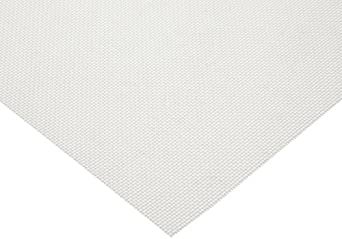 Polypropylene (PP) Mesh Sheet, Opaque White