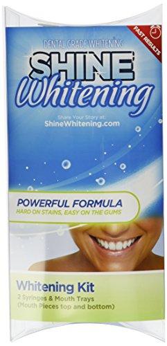 advanced teeth whitening instructions