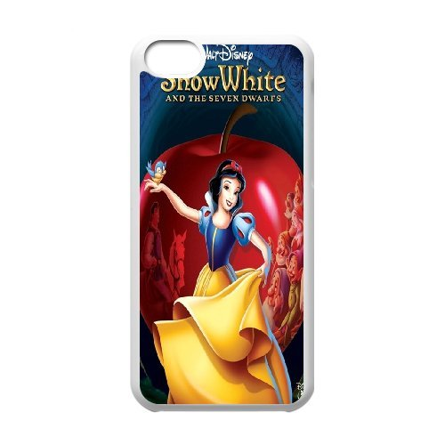 High Quality -ChenDong PHONE CASE- For Iphone 5c -Snow White Disney Princess-UNIQUE-DESIGH 16