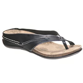 Axxiom Missy Flat Ladies Slide on Sandal