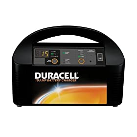 Duracell D15A 15 AMP Battery Charger
