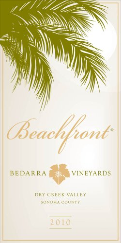 2010 Bedarra Vineyards 'Beachfront' White Blend, Dry Creek Valley 750 Ml