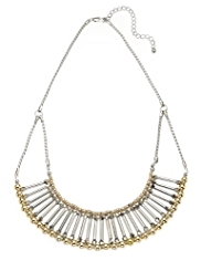 M&S Collection Tubular Necklace