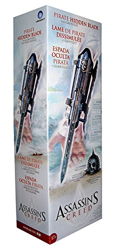 McFarlane Toys Assassin's Creed IV: Black Flag Hidden Blade & Gauntlet with Skull Buckle