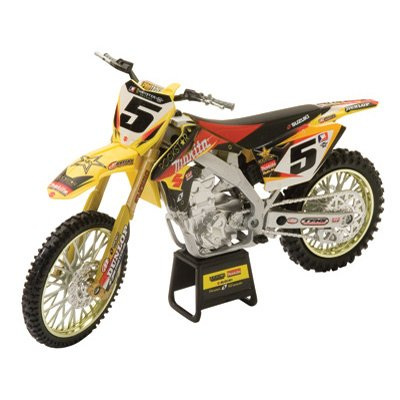 New Ray Toys Offroad 1:12 Scale Motorcycle (57357)