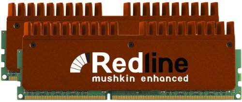 8GB Mushkin DDR3 PC3-12800 Redline Ridgeback (7-9-8-24) Dual Channel kit (2x4GB)