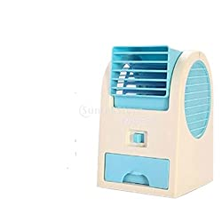 Imported Mini Fashion USB Portable Small Fan Cooling Desktop Air Conditioner Office