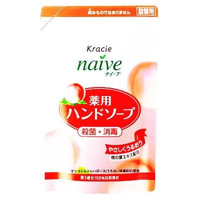 ナイーブ 薬用ハンドソープ 桃の葉 詰替用 200