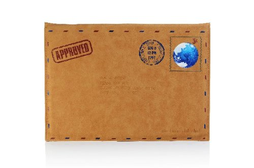 Macbook Air 封筒型マニラレザーエンベロープスリーブアップル Macbook Air (13 Inch 13.3