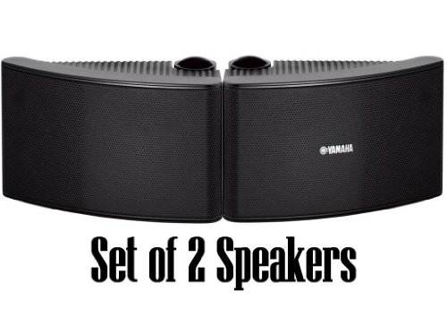 Yamaha NSAW592 Outdoor Speakers Black (Pair) Black Friday & Cyber Monday 2014