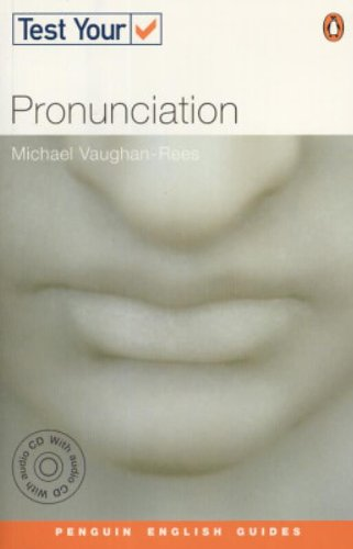 Test Your Pronunciation Book + Cd: Book and Audio CD (Penguin English)