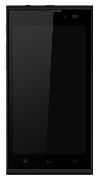 Hisense HSU939BLANCO Smartphone débloqué (4.5 pouces - 4 Go) Noir (import Espagne)
