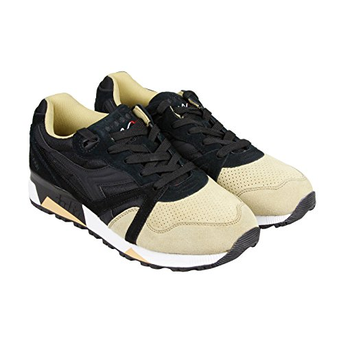 diadora-n9000-double-sneaker-in-black-sand-size-12