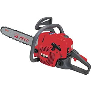 Efco Gas-Powered Chain Saw - 51.7cc, 18in. Bar, Model# 152-18