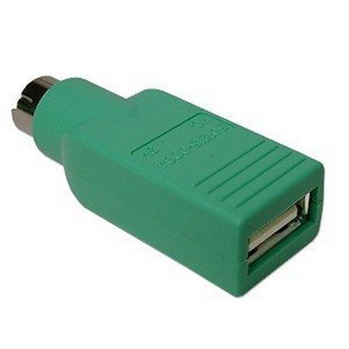 USB to PS/2 Converter for Mice, Genuine CPO Branded Product