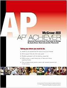 AP Prep for Biology AP Exam (Pearson Education AP Test Prep) 8th Edition